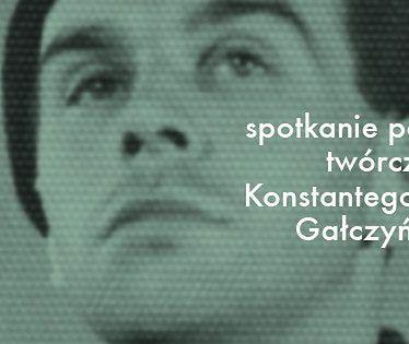 Za darmo: Konstanty Ildefons Gałczyński w Teatrze Narodowym
