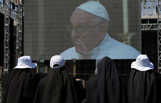 """Papież w Meksyku. """"To podstępne zagrożenie"""""""