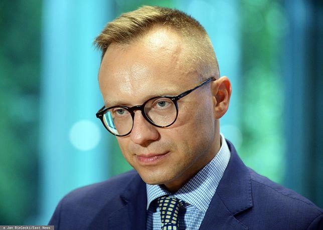 Rafał Trzaskowski w klubie. Artur Soboń komentuje zajście