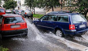 Alarm IMGW drugiego stopnia dla Mazowsza. Burze i intensywne opady deszczu