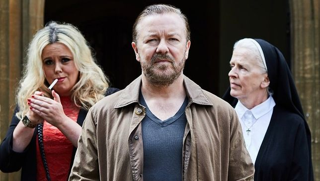 After Life: Potwierdzono drugi sezon serialu Netflixa. Kiedy premiera?