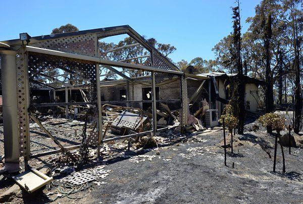 Pożar buszu na południu Australii. Trwa walka z czasem
