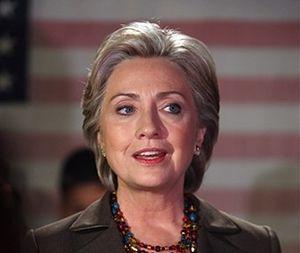 Clinton rozmawiała z Solaną o dialogu z Iranem