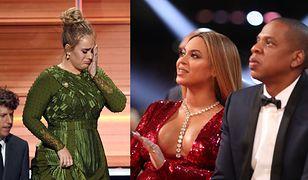 Adele doprowadziła Beyonce do łez. Poruszające wystąpienie gwiazdy