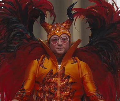 """Rocketman"" to świetna biografia Eltona Johna"