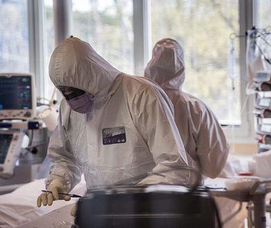 Koronawirus w Tomaszowie Mazowieckim. Szpital odmówił przyjęcia ciężarnej