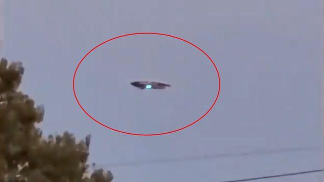 """UFO"" nad New Jersey."