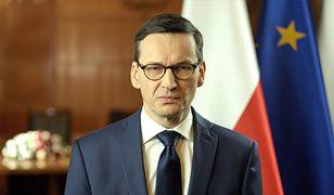 Mateusz Morawiecki wygłosił orędzie dotyczące prawdy o Holocauście