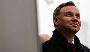 Andrzej Duda w orędziu mówił o reformie sądownictwa
