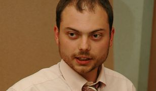 Stan zdrowia rosyjskiego opozycjonisty Kara-Murzy juniora bardzo ciężki