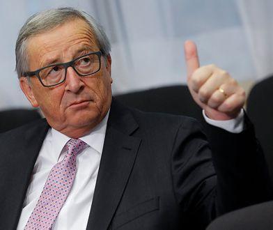 Jean-Claude Juncker pochwalił polskich strażaków