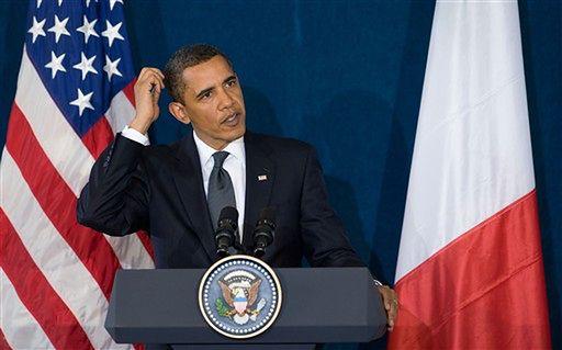Obama dostaje tysiące SMS-ów z Czarnej Afryki