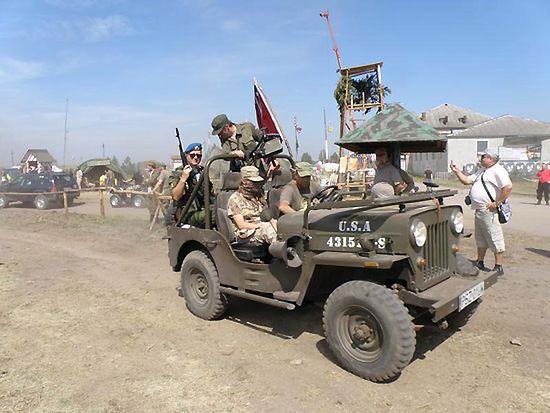 VI Międzynarodowy Zlot Pojazdów Militarnych