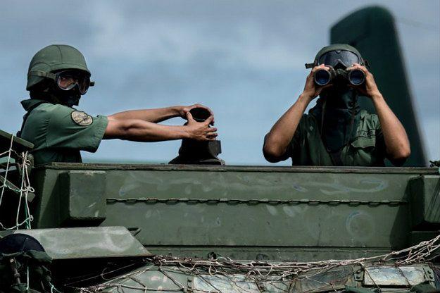 Wenezuela szuka wrogów