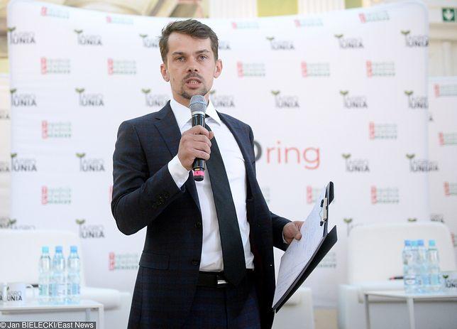 Michał Kołodziejczak - lider Agrounii