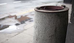 Warszawa. Na Bemowie rośnie góra śmieci