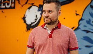 Dziennikarz sportowy Krzysztof Stanowski walczy z hejtem w sieci