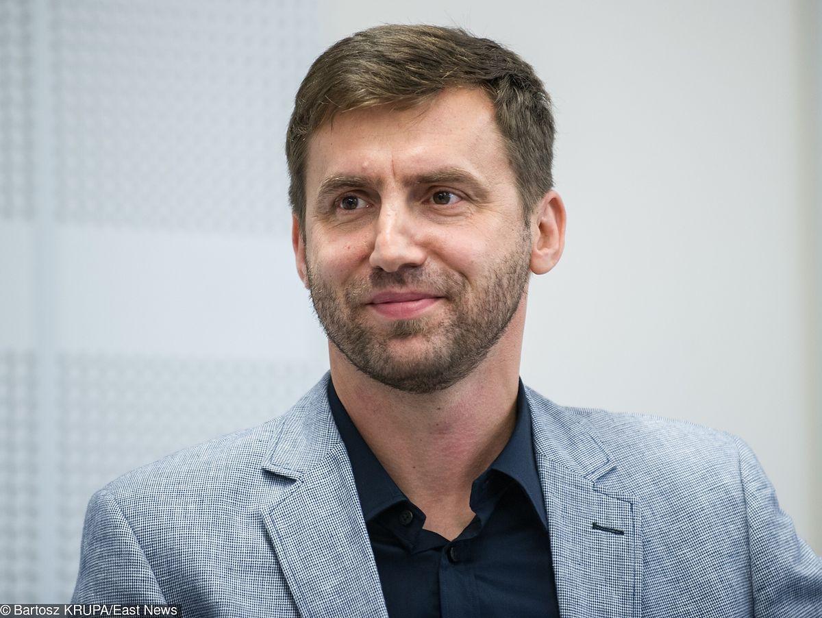 Kamil Dąbrowa został rzecznikiem prezydenta Warszawy