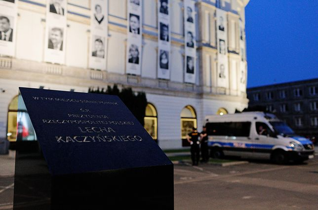 Pomnik Kaczyńskiego ma zostać odsłonięty już wkrótce