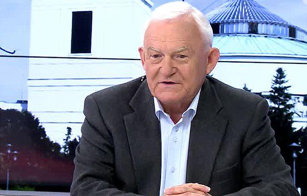 #dziejesienazywo Leszek Miller: nie podpisałbym się pod listem byłych prezydentów