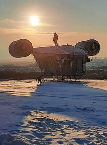 """W Rosji rozbił się statek kosmiczny z """"The Mandalorian"""". Zawinił… wiatr"""