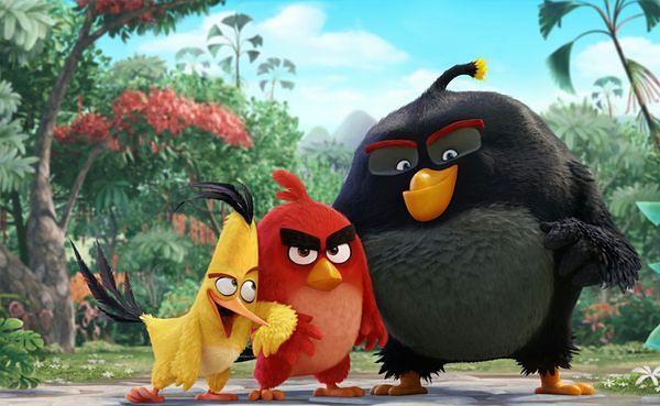 Box office USA: Wściekłe ptaki rozdziobały Crowe'a i Goslinga [PODSUMOWANIE]