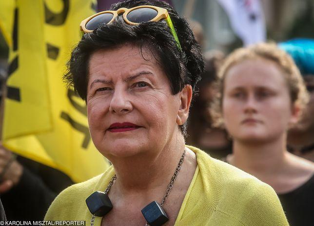 Joanna Senyszyn, działaczka SLD