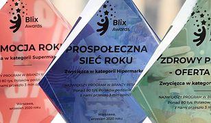 Wyniki BLIX AWARDS: Prospołeczne sieci handlowe roku wybrane