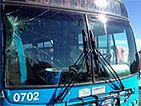 Dziewięciolatek ukradł w Kanadzie autobus miejski