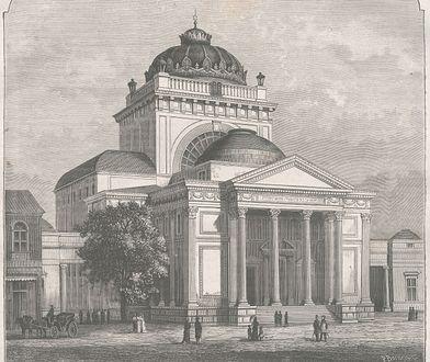 Wielka Synagoga. Ostatni akord powstania w getcie warszawskim