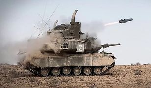 Pereh – tajna broń Izraela. Niszczyciel czołgów, który wygląda jak zwykły czołg