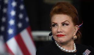 Georgette Mosbacher zapewniła, że Polska może liczyć na obecność wojsk USA w naszym kraju