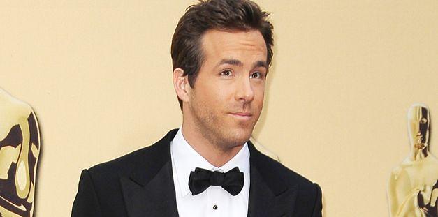 Ryan Reynolds pociesza nieatrakcyjnych panów