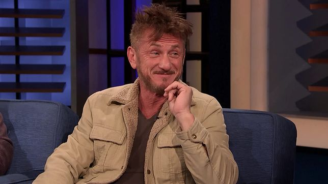 Sean Penn skończy w sierpniu 60 lat
