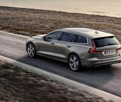 Volvo V60 nie jest najtańsze w swojej klasie, ale jest najdroższe przy odsprzedaży