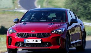 Znamy ceny nowej Kii Stinger. Konkurent dla Audi A5 Sportback i VW Arteona