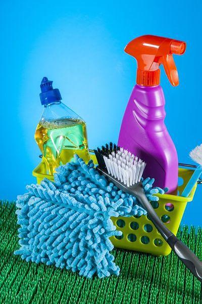 Opary środków czyszczących są rakotwórcze