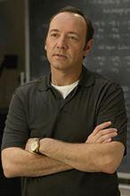 Kevin Spacey prawdziwym profesorem