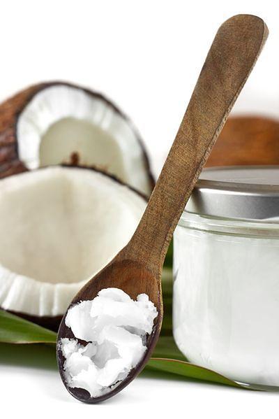Olej kokosowy jako kosmetyk