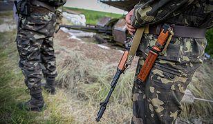 Separatyści ostrzelali cywilów na punkcie kontrolnym w Donbasie
