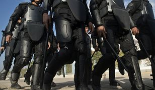 Zamaskowani napastnicy zabili pięciu policjantów w Egipcie
