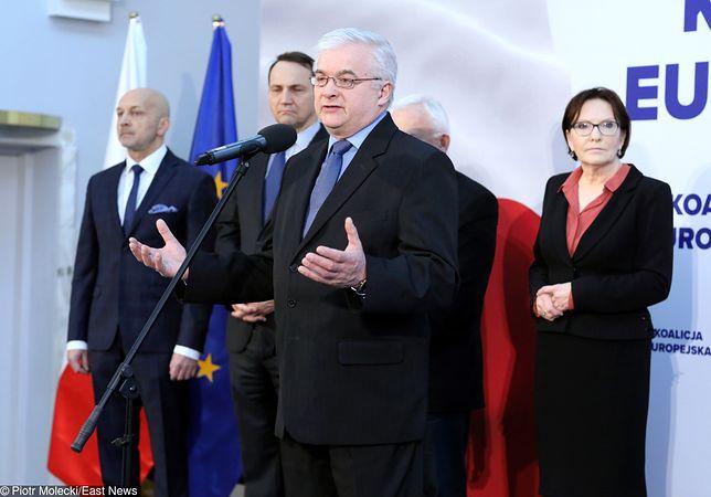 """""""Jedynką"""" z Warszawy może zostać były premier Włodzimierz Cimoszewicz"""