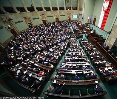 Głosowanie wkrótce w Sejmie