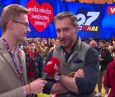 Piotr Kraśko dla WP o WOŚP: nie znam innej akcji, która tak dokładnie rozlicza się z pieniędzy