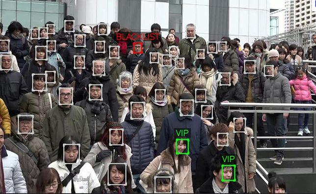 Systemy rozpoznawania twarzy wzbudzają masę kontrowersji