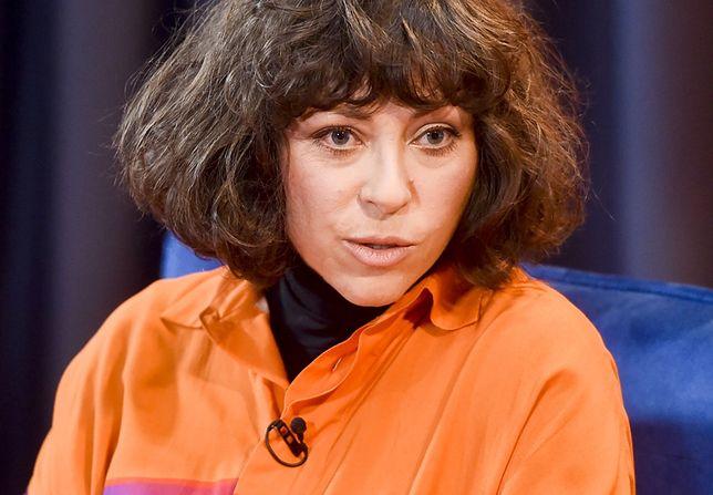 Natalia Kukulska reaguje na historie, które pojawiły się po pogrzebie Krzysztofa Krawczyka