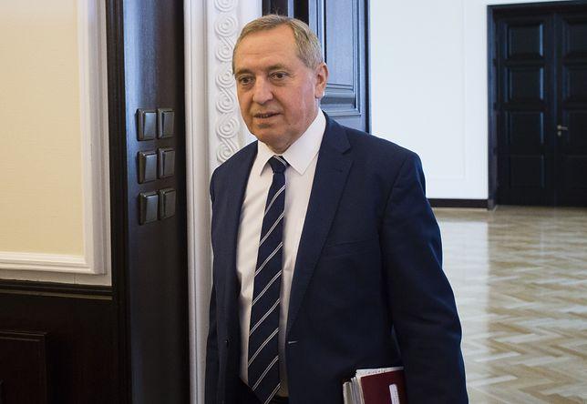 Minister środowiska: powołam zespół ekspercki ds. Puszczy Białowieskiej