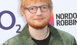 Ed Sheeran jest szczęśliwym mężem od ponad pół roku
