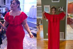 Przez 11 miesięcy zrzuciła prawie 50 kilogramów. Wystarczyły trzy banalne zasady