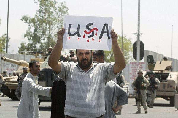 USA wzmacniają ochronę ambasady w Bagdadzie